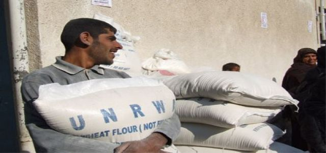 Haneyya gov't denies UNRWA allegations of seizing relief aid from its depots