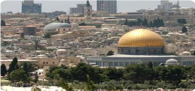 Ramon: Jerusalem not for negotiations, wall our borders