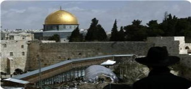 Warning: IOA almost finished its most dangerous scheme to Judaize Jerusalem