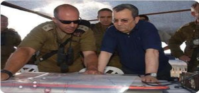 Barak admits goal of military operation is to topple Hamas