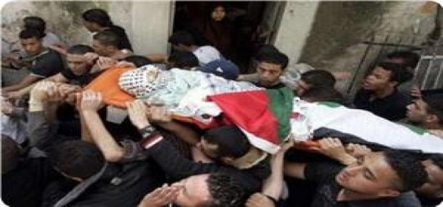 Blast during Gaza fight kills Palestinian mother, 4 children