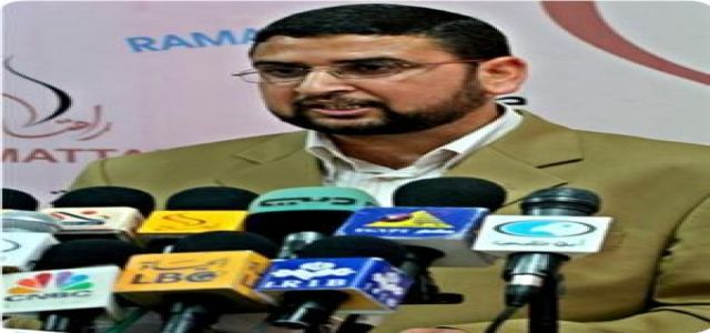 Hamas: All options open before the Gaza people to end the siege