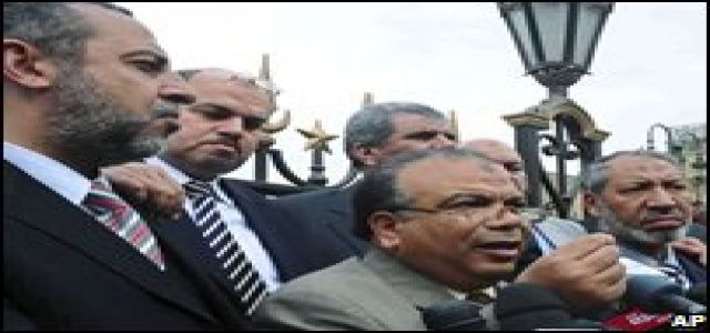 Chief of NCHR: Muslim Brotherhood has nothing to do with violence