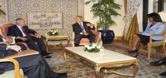 Bush lectures Arab world on political reform, women's rights