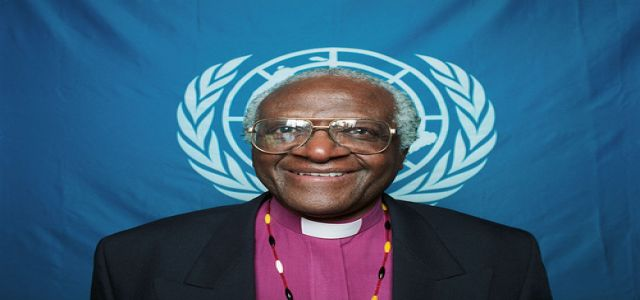 Desmond Tutu: Israeli shelling in Gaza may be war crime•