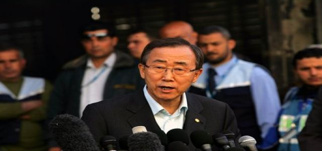 Hamas calls on Ki-moon to take instant decision ending Gaza siege