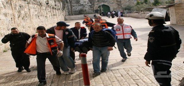 Israel: Border police critically injures 14-year-old in Nabi Saleh demonstration