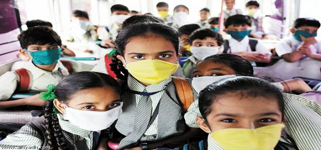 Private tuition booms due to alleged swine flu reports.