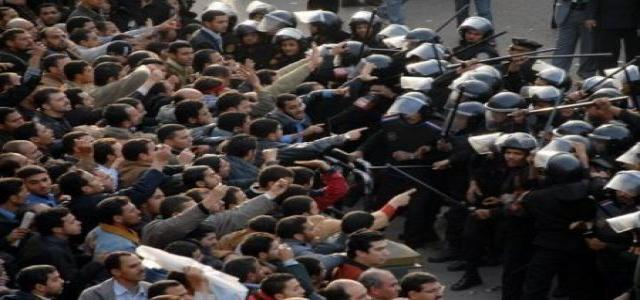 Security personnel arrest 9 MB including child during peaceful rally in Cairo