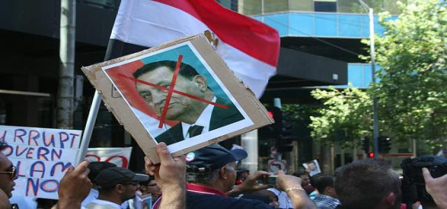 Egyptian court upholds deposed Mubarak's asset freeze