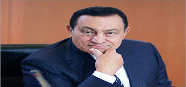 Arab diplomat describes Mubarak as walking corpse