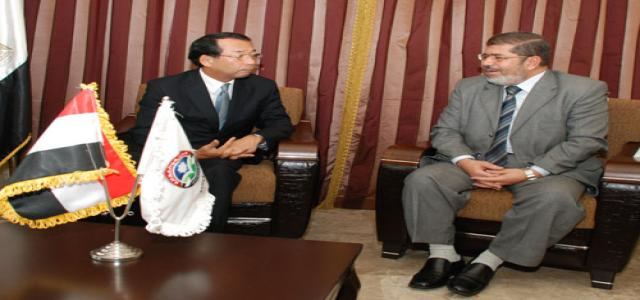 Japanese Ambassador Discusses Economy and Bilateral Relations  With FJP Chairman