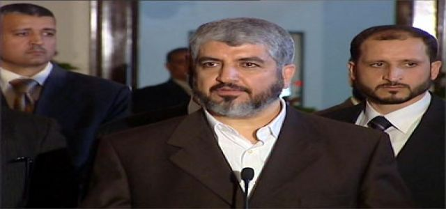 Mishaal urges Arab states to reconsider their settlement options