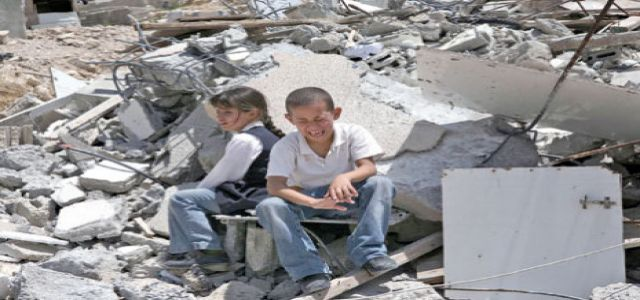 Maqdisi society exposes Israeli plan to demolish more Palestinian homes in O.J.