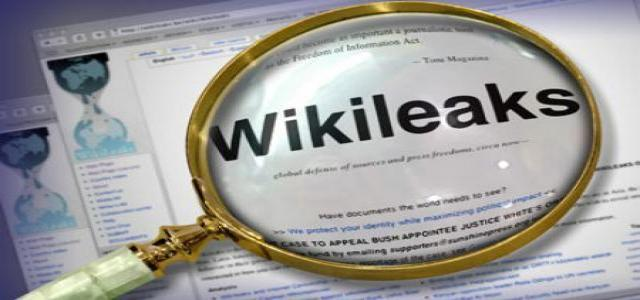 Espionage, Assassination, War Crimes and Israel - WikiLeaks