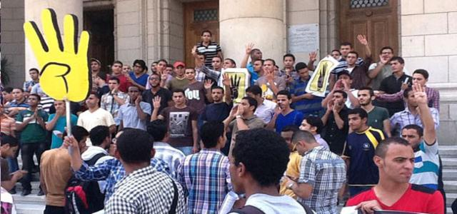 Egyptian Schools and Universities Erupt Against the Coup on First Day of Classes