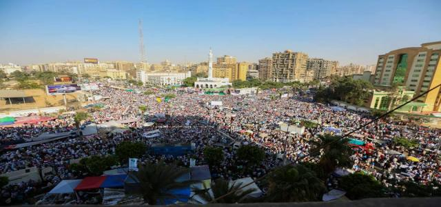 Muslim Brotherhood: Huge Pro-Morsi Masses Clear Message to All