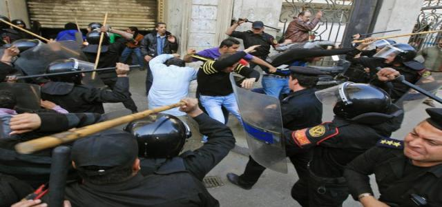 Egypt: Dismissal of Interior Minister is the Only Choice Peaceful assembly is a civil right