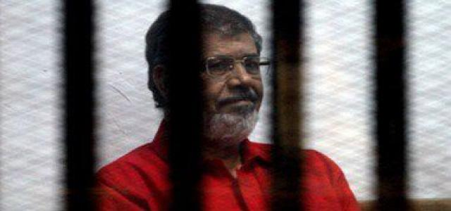 President Morsi's Defense Files Complaint to Public Prosecutor About Threats to His Life