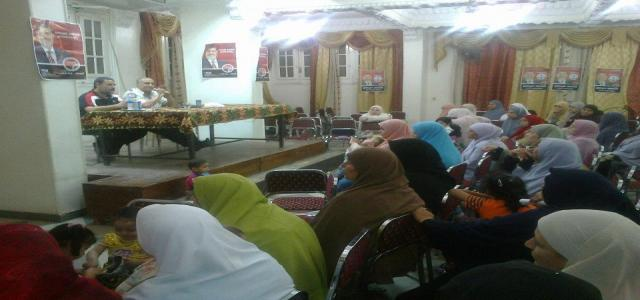 FJP Women Committee Asserts Role of Women in the Nahda Project