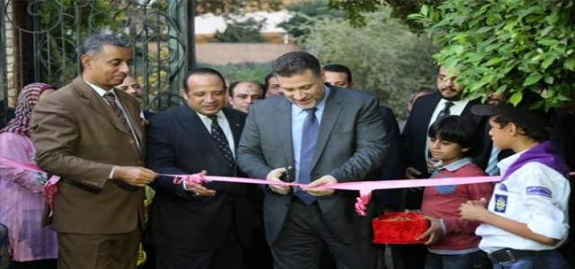 Youth Minister Yassin Leads Development Campaign as Revolution Touches Egypt Youth Centers
