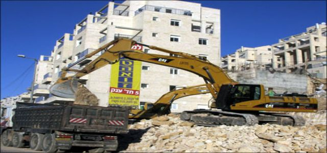 Netanyahu gov't: Building in Jerusalem to continue