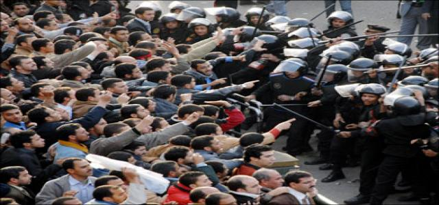 Political Forces in Egypt Preparing for the January 25 Day of Rage Demonstration