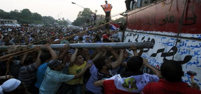 Muslim Brotherhood Condemns Friday Violence, Blames Gov't and SCAF