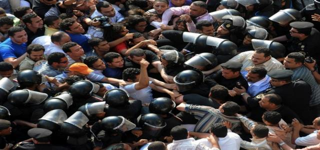 17 more arrested in Alexandria following MB decision to run for elections
