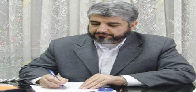 Mishaal: We anticipate the  Russian role to favor the  Palestinian cause