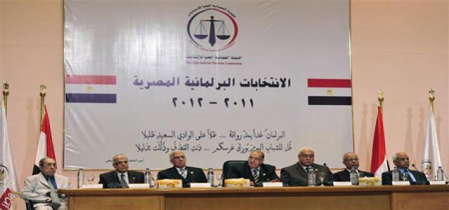 FJP Press Release # 14– Egyptian Shura Council Election Results