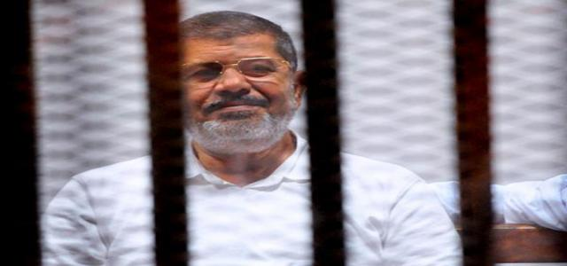 President Morsi's Family Deplores Violations of his Rights in Detention, World Silence