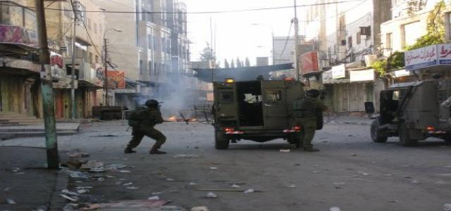 IOF troops take over two Palestinian houses in al-Khalil