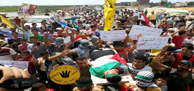 Egyptian Cities, Villages Protest Sisi Junta Rule and Zionist Aggression