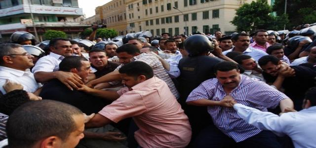 Forty-Seven MB Members Arrested in Four Governorates