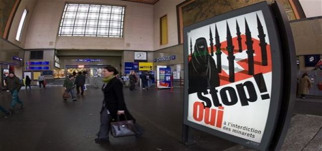 Stop the politicisation of Islam in Switzerland