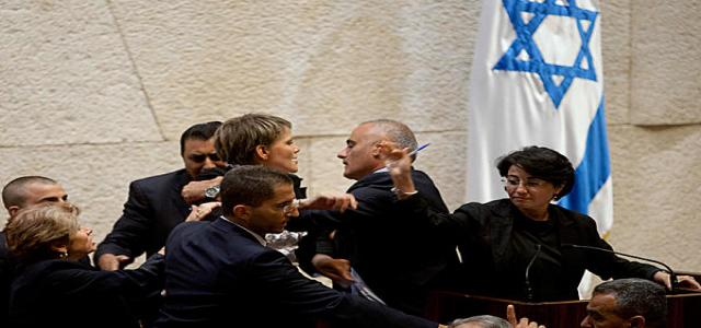 The Israeli Knesset's Anti-Democratic Agenda