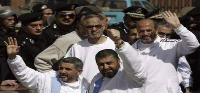 Egyptian Gov't Freezes Assets of 28 MB Leaders