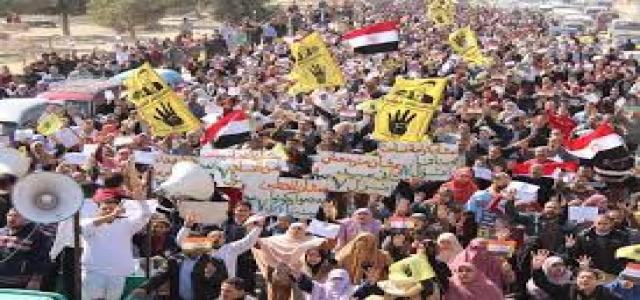 National Alliance Statement Calls 'Save Egypt' Week of Peaceful Revolutionary Protest