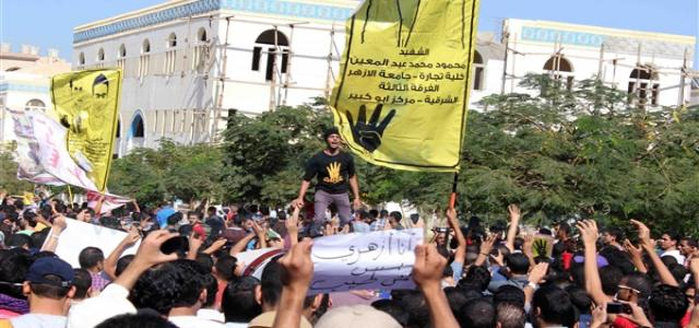 Azhar University Student Union Head Baqri: Junta Fears Revolution-Generation Students
