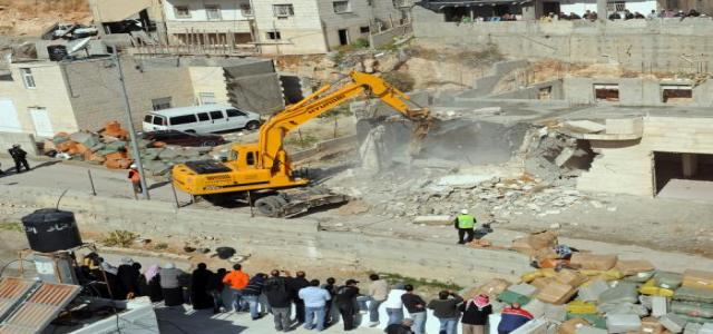 Israel planning to demolish 110 Palestinian buildings in Silwan