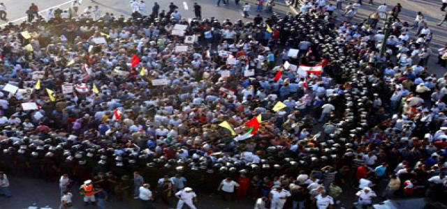 Egypt: Thousands Demonstrate Against Israeli Aggression