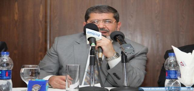 Morsi Aims to Increase Number of Tourists Visiting Egypt to 20 Million