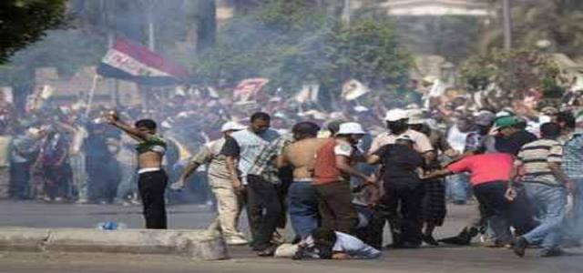 Muslim Brotherhood Marks the Day Junta Treachery Bullets Killed 53 Worshippers, Including 5 Children
