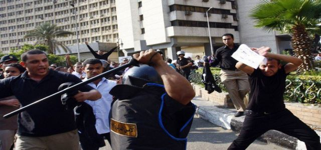 Security Services in Alexandria continue arresting petitioners