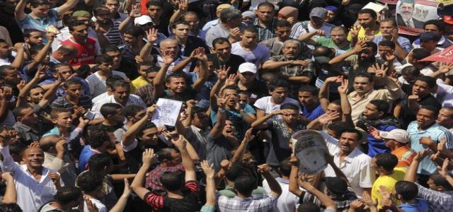 FJP's Ahmed Diab: Egyptians Proved to the World Resolve to Reclaim Revolution