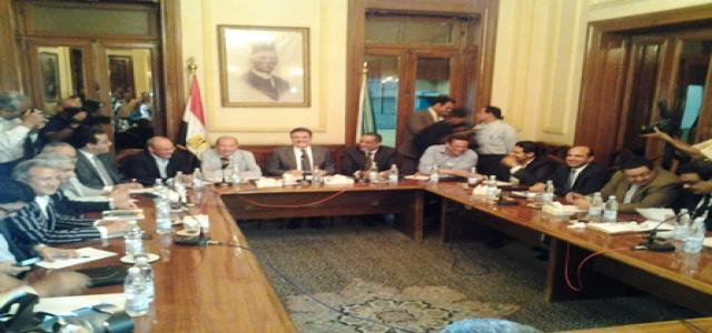 Political Parties and Groups Reach Consensus on Constitution-Writing Panel Composition