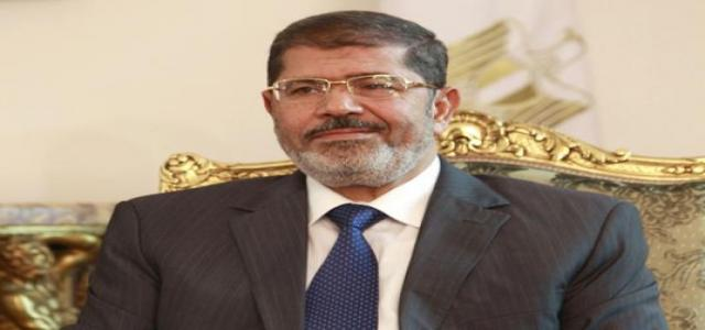 Egypt President Morsi: I Refuse to Describe Christians as Minority