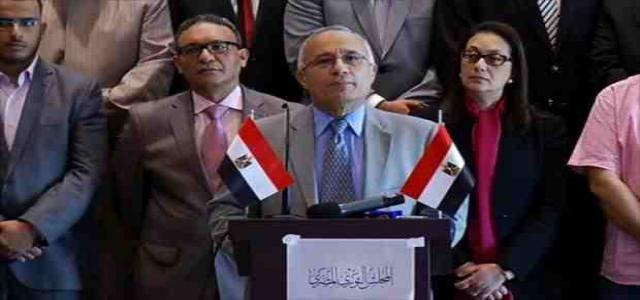 Egyptian Revolutionary Council Issues Document Protecting the Egypt Revolution