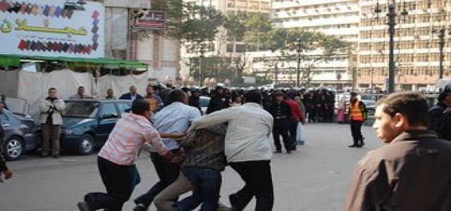 Arrest of 7 MB's in Alexandria simply for conveying warm wishes